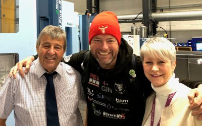 Impcross support a very different local charity challenge