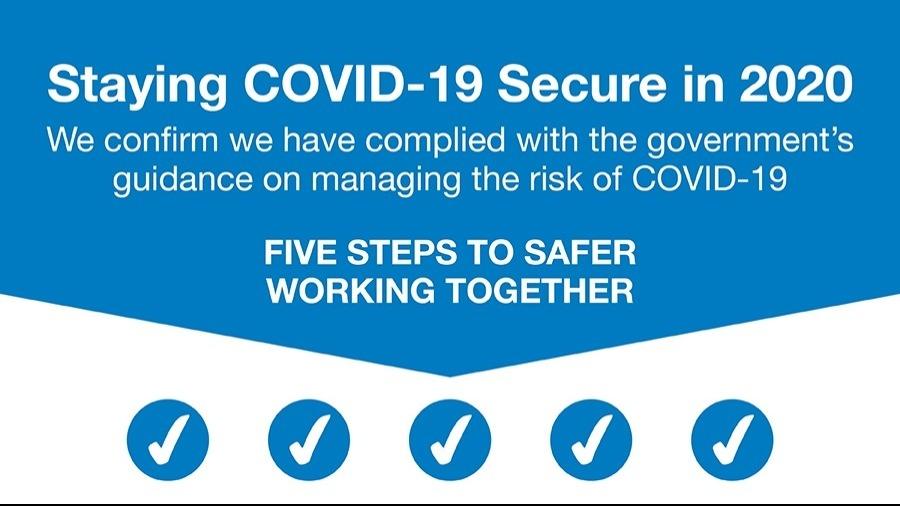Impcross Staying COVID-19 Secure